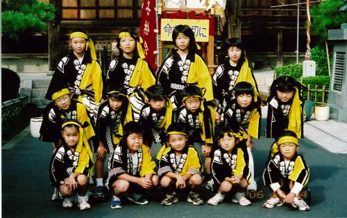兵庫県-寺区子供会様お写真