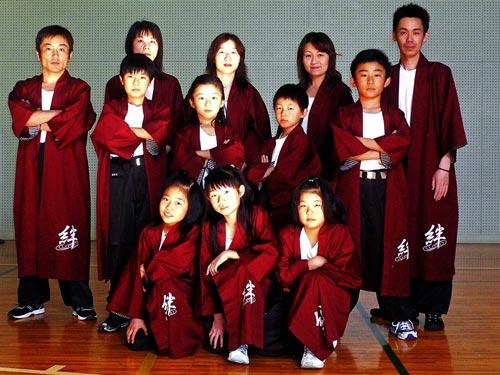 三重県-崎様(よさこい衣装)