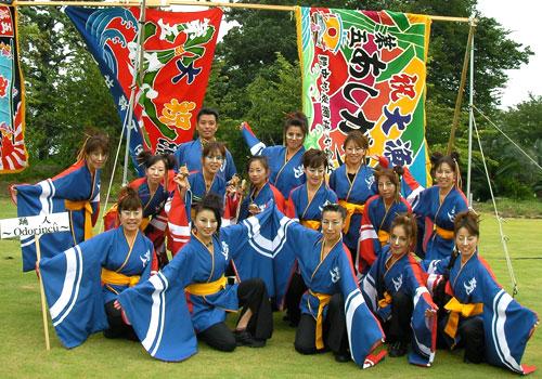神奈川県-踊人-高澤様(よさこい衣装)その1