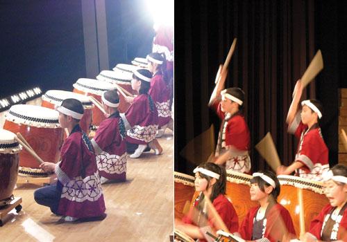 奈良県-和太鼓奏様お写真1