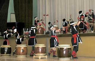 琉球太鼓-舞鼓-渡邊様のお写真