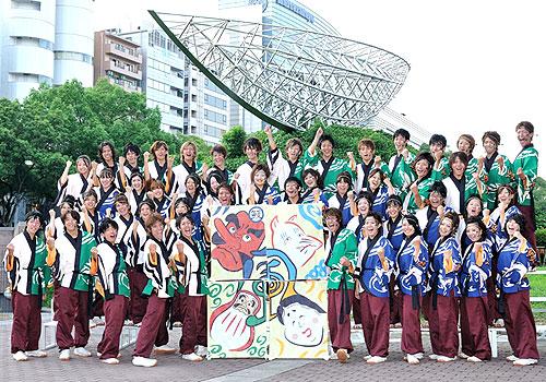 静岡県-浜松学生連鰻陀羅様お写真