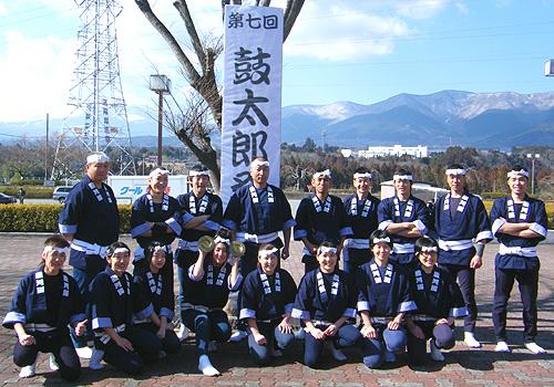 静岡県の府川様の太鼓半纏・法被お写真