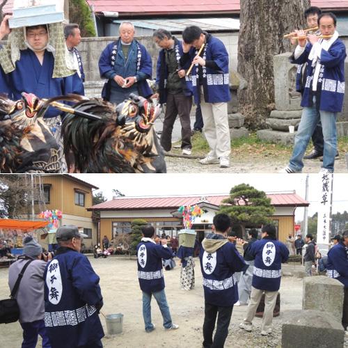 栃木県-三本木獅子保存会様