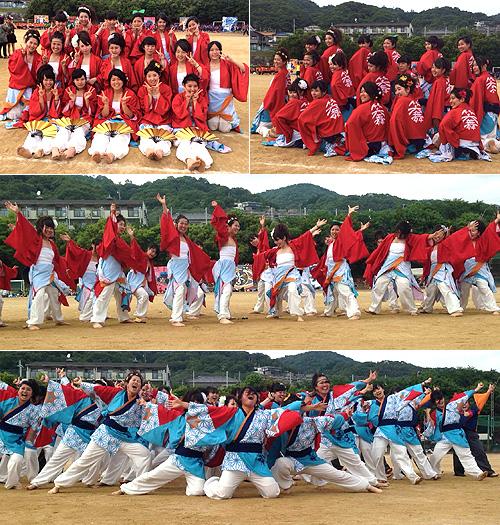 大阪府のIZA笑舞様の2014のお写真