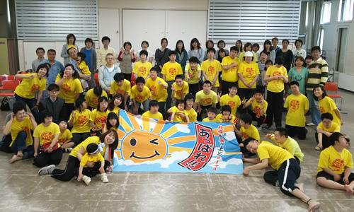 札幌を盛り上げるサークルあっぱれ様のお写真