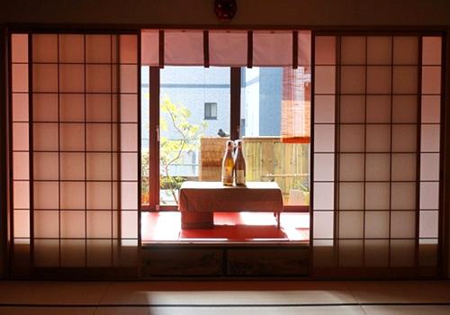 大阪府わごいち様の無地暖簾