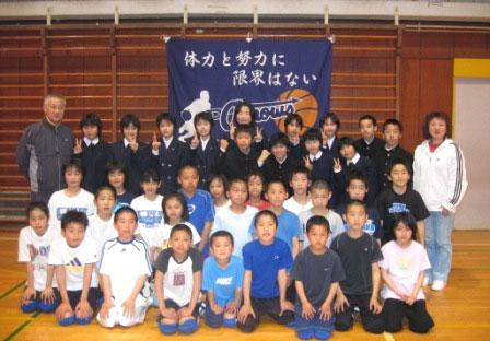 神奈川県の田中様の応援旗