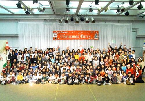 兵庫県山本様のクリスマスバナーお写真