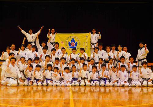 神奈川県の玄守会様の応援旗