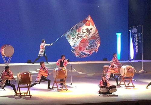 静岡県の大石様の大漁旗