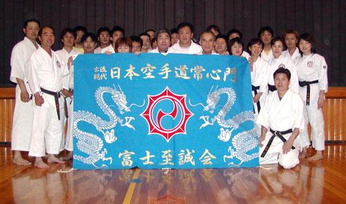 静岡市村松様の応援旗の写真その2