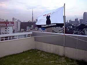 旗(フラッグ)の写真