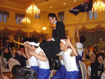 栃木県田中様の結婚式の写真