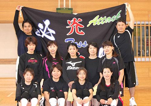 神奈川県の光丘中学校PTA様の応援旗