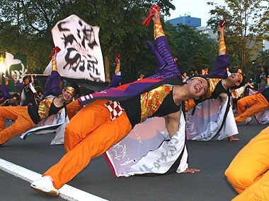 2011年よさこい-Excla!matioN様-12