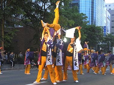 2011年よさこい-Excla!matioN様-16