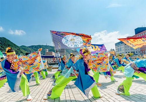 菊川よさこい蓮合様の写真3