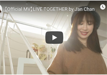 バンコクのトップアイドル Janchan 北海道ロケ