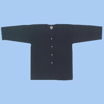 江戸一のダボシャツ(黒)