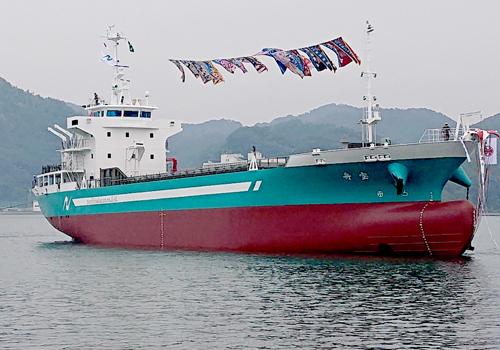香川県 則久海運 様のお写真